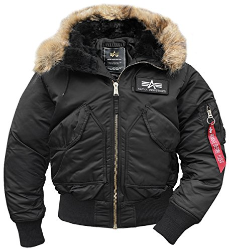 CWU Hooded schwarz - XL