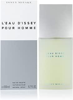 L'eau d'Issey Pour Homme by Issey Miyake 6.7 oz Eau de Toilette Spray