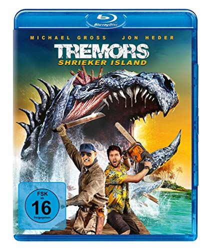 Tremors - Shrieker Island [Blu-ray]