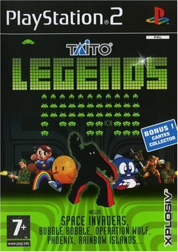 Playstation 2 - Taito Legends