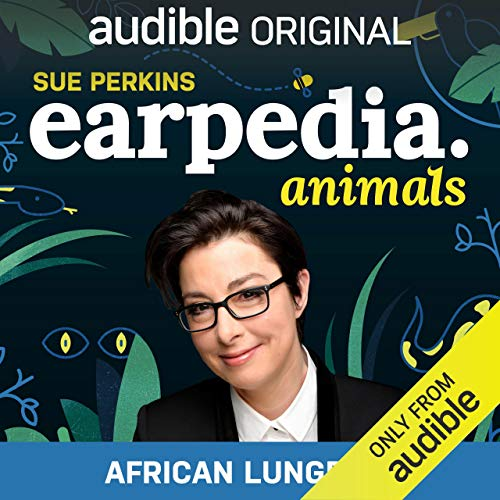 Ep. 1: African Lungfish audiobook cover art