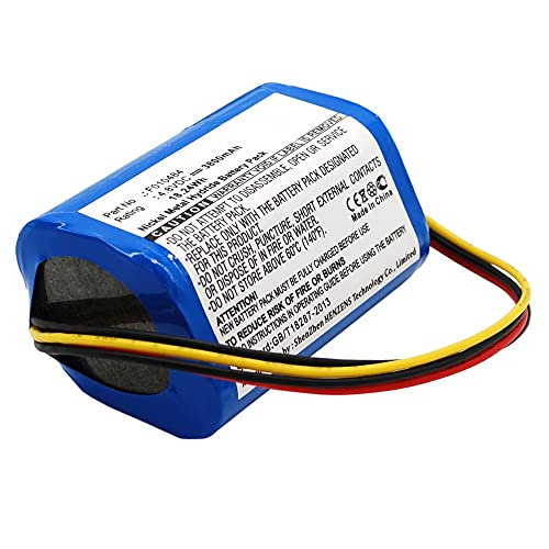 Synergy Digital Medical Battery, Compatible with Covidien Kangaroo ePump Medical Battery (4.8, Ni-MH, 3800mAh)
