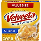 Velveeta Original Shells & Cheese Family Size (24oz Boxes, Pack of 3)