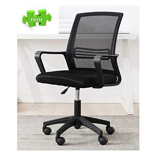 TYXL Gaming Chair Wee Silla de Oficina, Trabajo Pesado resulta Confortable Volver Home Office Juego de Ordenador Silla y Vector, diseño ergonómico, Mecanismo de inclinación, rotación de 360 Grados