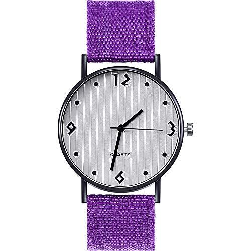 ZXMBIAO Armbanduhr Mode Frauen Uhren Legierung Quarz Frauen Damen Uhr Casual Dress Zubehör