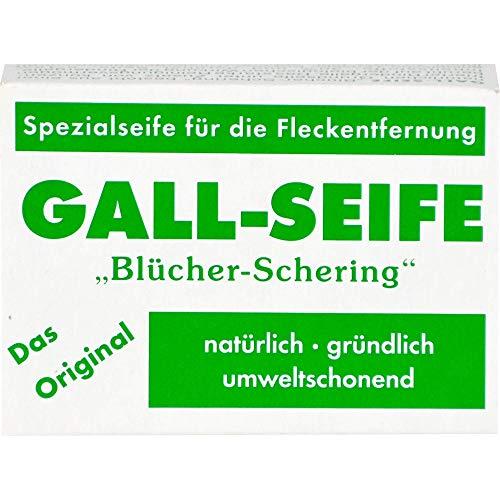 Blücher-Schering Gall-Seife Spezialseife für die Fleckentfernung, 1 St. Seifenstück