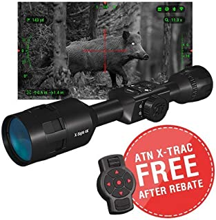 Best bushnell banner 4 12x40 ao rifle scope Reviews