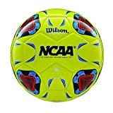 Wilson NCAA Copia II Soccer Ball, Optic Yellow - Size 5