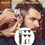 Professional adult hair clipper electric clipper hair clipper (USB) do not roller oil Electric Push-and-Cut Hairdresser Home Mini Hairdresser Shaver Fast Push And Home Stylists Using Paper towels B