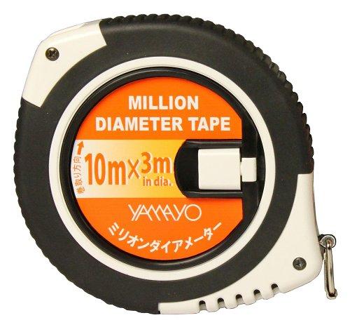 ヤマヨ(YAMAYO) ミリオンダイアメーター 10m D3M