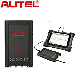 Autool Autel MaxiScope MP408 4 Channel Automotive Oscilloscope Basic Kit Works with Autel Maxisys Tool Automotive Diagnostic Engine Code Scanners