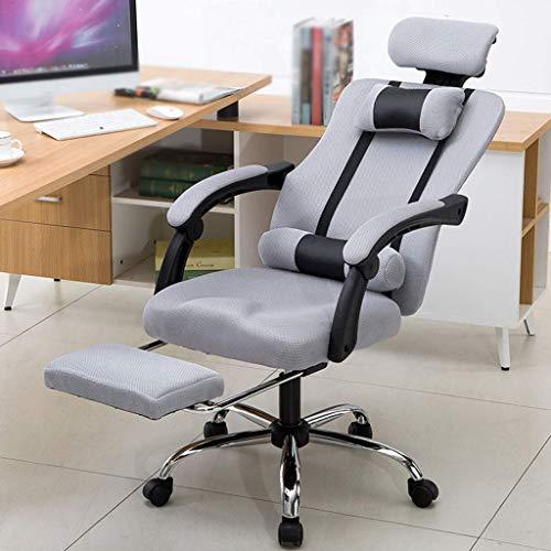 N/Z Tägliche Ausrüstung Stühle Computerstuhl Ergonomisches Design Verstellbare Sitzhöhe 360 Grad drehbarer weicher Netzstoff