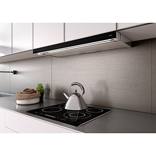 Berbel Einbauhaube Glassline schwarz BEH 60 GL 1005511