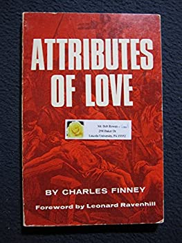 Paperback Attributes of love: A section from Lectures on systematic theology Book