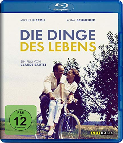 Die Dinge des Lebens [Blu-ray]
