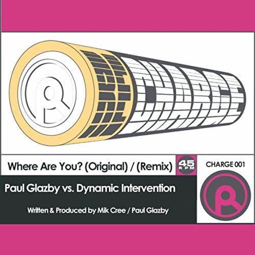Paul Glazby & Dynamic Intervention