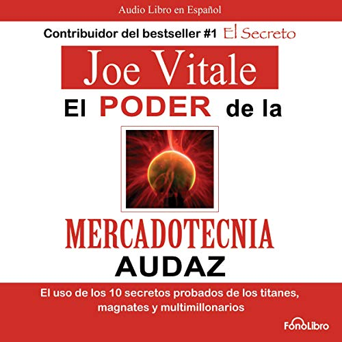 El poder de la mercadotecnia audaz [The Power of Audacious Market Research] Titelbild