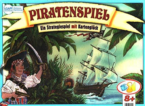 Bookmark Verlag Piratenspiel - Familienspiel