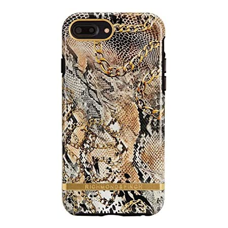 RICHMOND & FINCH Coque pour iPhone 6 / 6s / 7 / 8 Coque, Reptile Enchaîné Coque pour iPhone 6 / 6s / 7 / 8