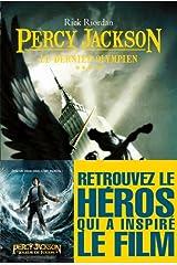 Le Dernier Olympien : Percy Jackson - tome 5 (Wiz) Format Kindle