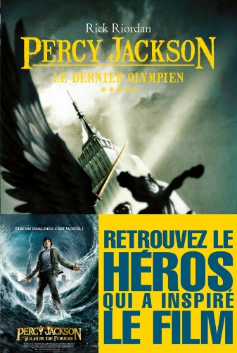 Le Dernier Olympien : Percy Jackson - tome 5 (Wiz)