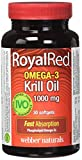 Natural Krill Oils Review and Comparison