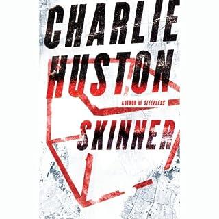 Skinner audiobook cover art