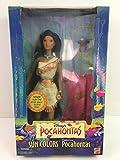 Disney Sun Colors Pocahontas Doll by Mattel by Disney