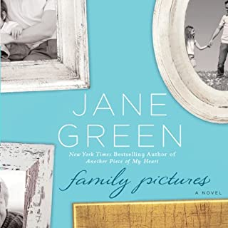 Family Pictures audiobook cover art