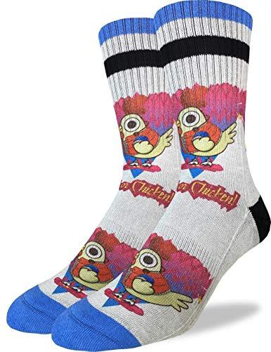 NA Calcetines de skate o de pollo para hombre - Gris, talla...
