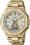 [カシオ] 腕時計 ベビージー G-MS MSG-B100DG-9AJF レディース ゴールド