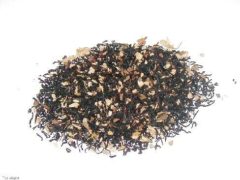 Mönchs Tee Schwarzer Tee 100g Ingwer Zimt Tee-Meyer