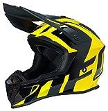 UFO Quiver Shedir - Casco de motocross