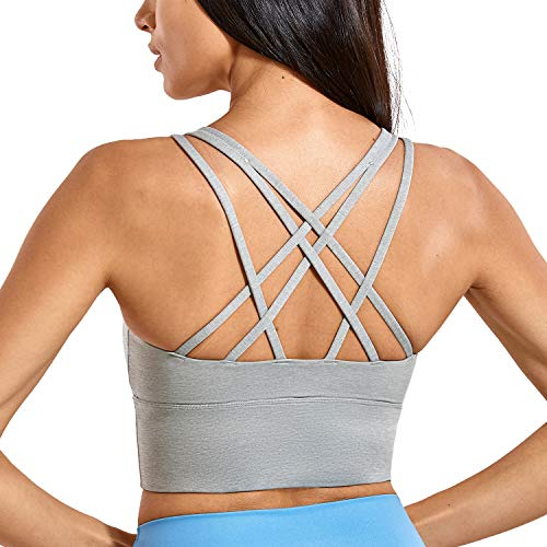 CRZ YOGA Strappy Sports Bra