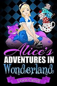 Alice in Wonderland (English Edition) por [Lewis Carroll]