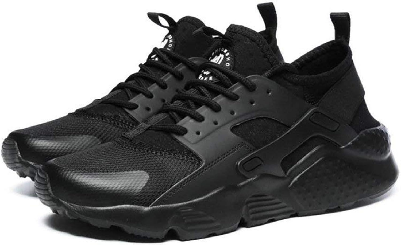 Mesh-Turnschuhe, Sportschuhe, Koreanische Herrenschuhe, Laufschuhe, Weiße Herren Freizeitschuhe, Paar Schuhe, Student Schuhe (Farbe   D, Größe   36) (Farbe   E, Größe   42)