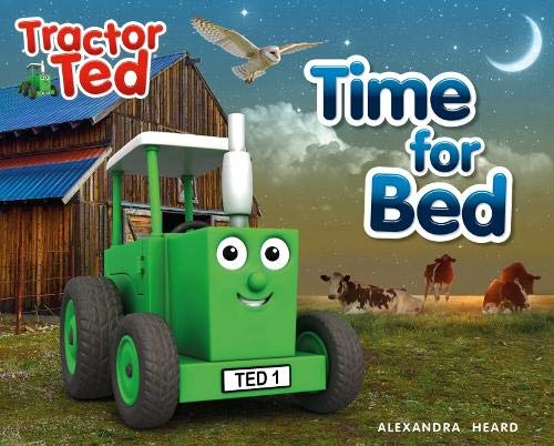 Time for Bed: Tractor Ted
