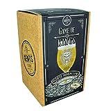 """Paladone, Gioco alcolico """"Game of Kings"""", con Bicchiere da Birra, Multicolore (Versione Inglese)"""