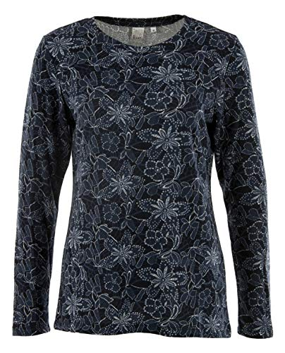 Liberty Woman Sweatshirt mit Blumendruck