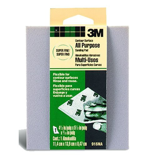 Best 3m sanding sponge micro fine for 2021