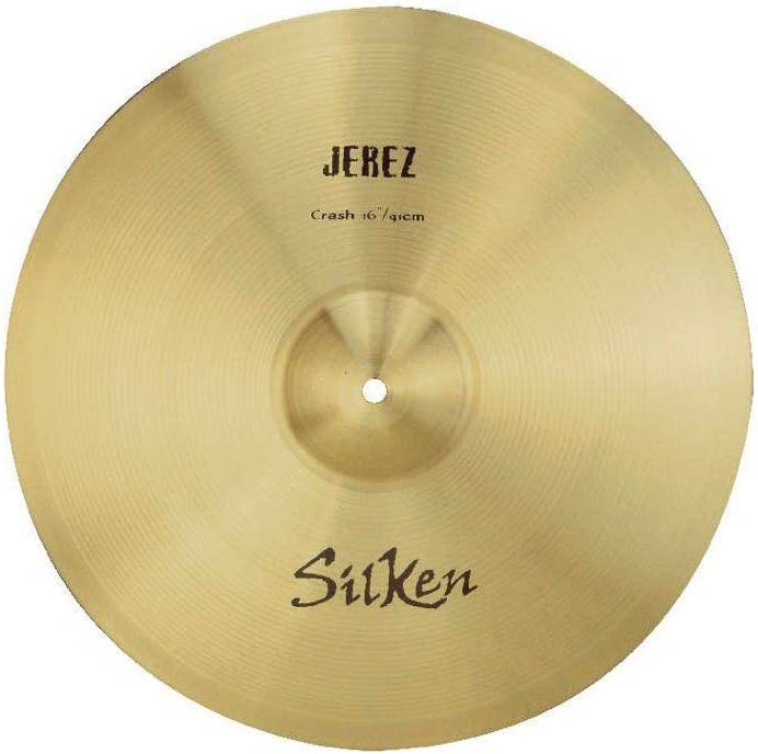 Wuhan Silken 5% OFF Jerez free Series Cymbals 14