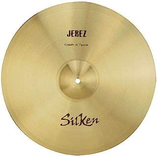Wuhan Silken Jerez Series Rock Hihat Cymbals (14