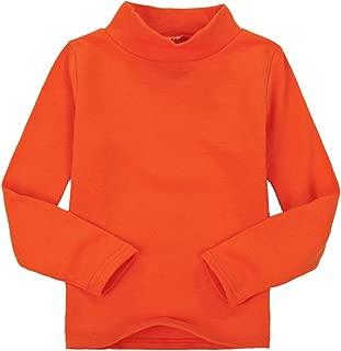 orange turtleneck kids