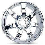 New 22' x 9' Replacement Wheel for Cadillac Escalade 2007-2013 Rim Chrome 5309