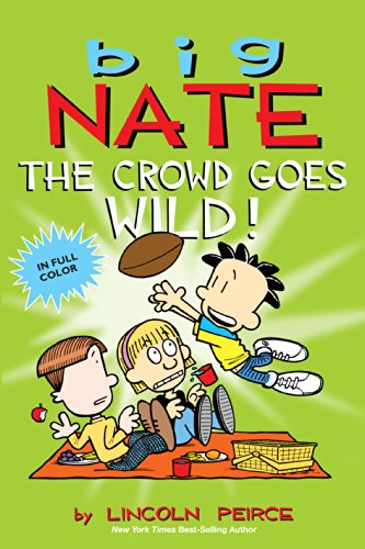 Big Nate: The Crowd Goes Wild! (English Edition)