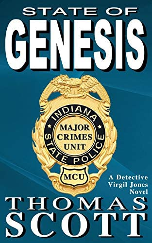 State of Genesis A Mystery Thriller and Suspense Novel Detective Virgil Jones Mystery Thriller product image