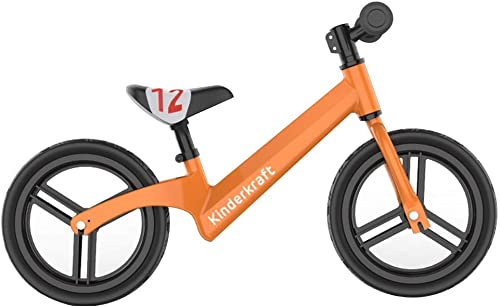 producto de calidad Bicicletas Bicicletas Bicicletas sin pedales Balancear El Carro del Niño del Paso del Resbalón Antideslizante De Dos Ruedas del Niño del Coche De Los Niños ( Color   naranja )  salida de fábrica