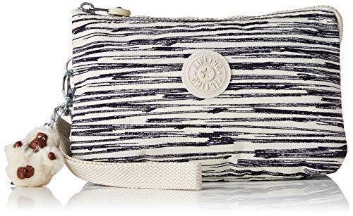 Kipling - Creativity Xl, Monederos Mujer, Multicolor (Scribble Lines)