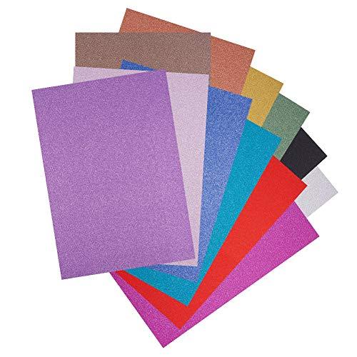 A3 lavande perlé carte 40 feuilles simple face Deal offre Centura Pearl