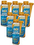 INOX additif de nettoyage automatique, 6 x 250ml - transmission additif fluide pour la protection de la...